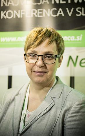 Nataša Pirc Musar na NetPRO 2018